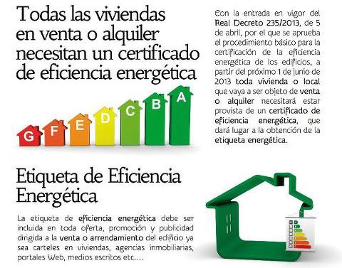 certificado de eficencia energética