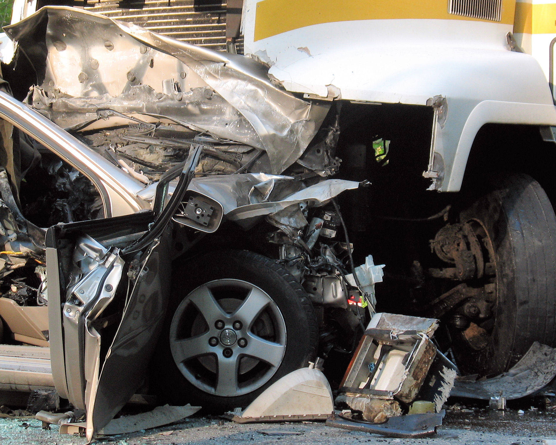 España consigue descender sus cifras de fallecidos en accidentes de tráfico