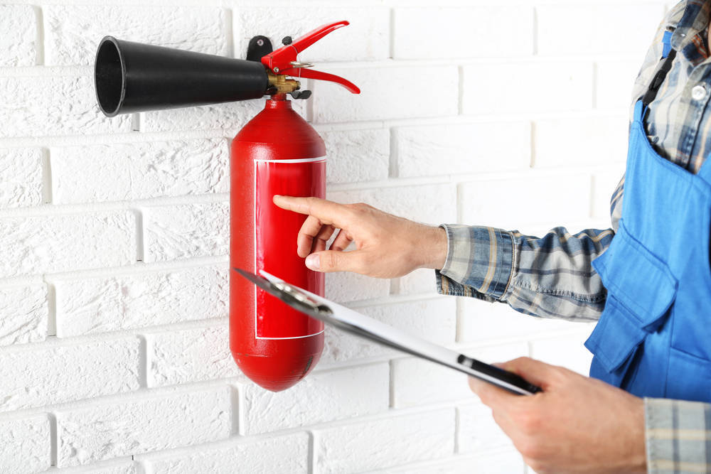 Unos buenos extintores para mi comunidad
