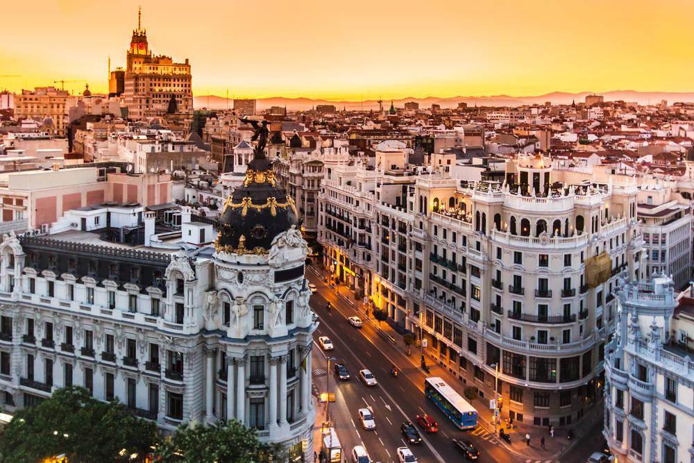 Las casas más guapas de Madrid
