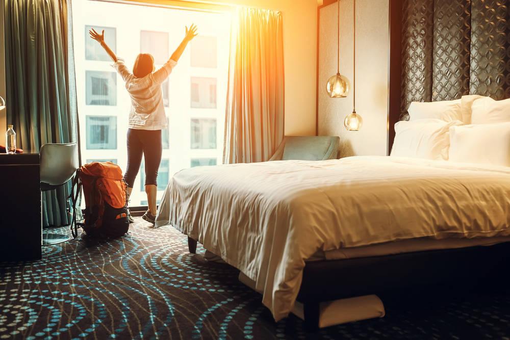 El hotel, el inmueble más especial